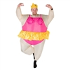 Inflatable Ballerina Halloween Costume Trick or Treat  Halloween Costume Trick or Treat