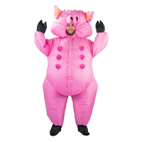 Inflatable Pig Halloween Costume Trick or Treat  Halloween Costume Trick or Treat
