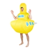 Inflatable Submarine Halloween Costume Trick or Treat
