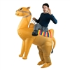 Inflatable Camel  Hallowen Costume Trick or Treat One Size Fits All Adults
