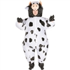 Inflatable Cow Halloween Costume Trick or Treat One Size Fits All Adults