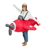 Inflatable Plane Halloween Costume One Size Fits All