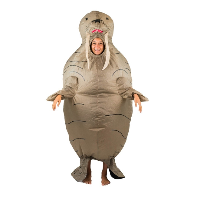 Inflatable Walrus Halloween Costume One Size Fits All
