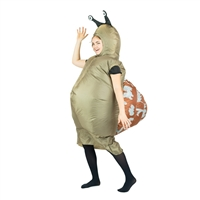 Inflatable Snail Halloween Costume One Size Fits All