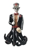 Calavera Merman December Diamond Collectible Figurine Statue