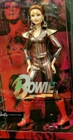 David Bowie Doll Mattel Barbie Featured As David Bowie Doll