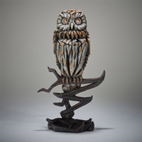 Edge Sculpture Owl Figure Home Decor Limited Edition