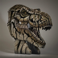Edge Sculpture T-Rex Bust  Home Decor Limited Edition