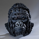 Edge Sculpture Gorilla Bust Home Decor Limited Edition
