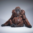 Edge Sculpture ADULT ORANGUTAN  Home Decor Limited Edition