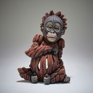 Edge Sculpture  BABY ORANGUTAN  Home Decor Limited Edition