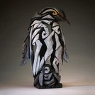 Edge Sculpture  Penguin Figure Home Decor Limited Edition