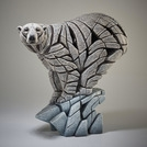 Edge Sculpture Polar Bear Figure Home Decor Limited Edition