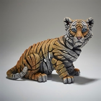 Edge Sculpture  Tiger Cub  Figure Home Decor Limited Edition