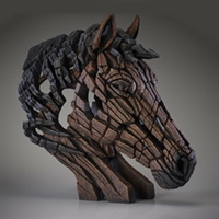 Edge Sculpture  Horse Bust  Figure Home Decor Limited Edition