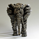 Edge Sculpture Elephant Figure Home Decor Limited Edition