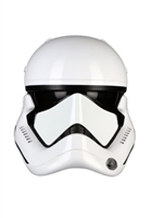 Star Wars: The Last Jedi First Order Stormtrooper Helmet Prop Replica
