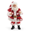 Possible Dreams Yo-Yo Santa Claus Figurine