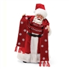 Possible Dreams Bundled Up Santa Claus