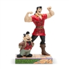 Disney Collectible Gaston and Lefou figurine statue