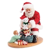 Possible Dreams Christmas Surprise   Santa Claus