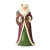 Jim Shore Heartwood Creek Victorian Santa Statue Statue Figurine