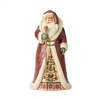 Jim Shore Heartwood Creek Regal Santa With Cane Statue Figurine