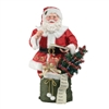 Possible Dreams Santa's Book Santa Claus 39 Inches Tall