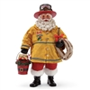 Possible Dreams Bucket Brigade Santa Claus