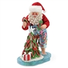 Possible Dreams Flip Flop Santa Claus Figurine