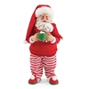 Possible Dreams  PJ Party  Santa Claus Figurine
