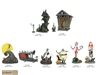 The NightMare Before Christmas Village Pack Entire Set