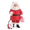 Possible Dreams All Warm and Fuzzy Santa Claus Figurine