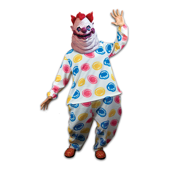 Killer Klowns From Outer Space - Fatso Costume