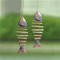 Fish Mobiles Set of 2