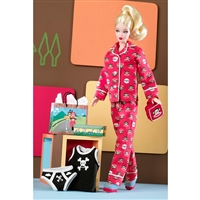 Paul Frank Barbie Doll Gold Label Collection