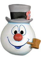Frosty The Snowman - Frosty Mask