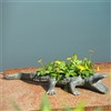 Alligator Planter Holder Lawn Decorations Yard Decor