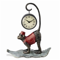 Monkey Clock Home Decorations Clock