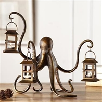 Octopus Lantern Garden  Lantern Lawn and Garden Decorations