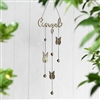 Angel Windchime with Angel Wings Lawn and Yard Decorations