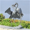 Gentle Embrace Garden Sculpture Figurine For Lawn Decoration
