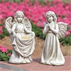 Cherub Angel Garden Sculpture Pair Lawn and Yard Decorations