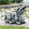 Honorable Dragon Garden Sculpture Lawn and Garden Decorations