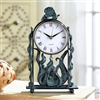 Octopus Table Clock Home and Garden Decorations