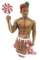 Ginger Treat Merman December Diamond Collectible