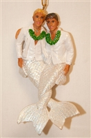 The Grooms Merman December Diamond Collectible Figurine Statue