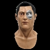 Terminator-1000 Scary Creepy Halloween Mask