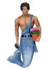 Home Grown Merman December Diamond Collectible Figurine Statue