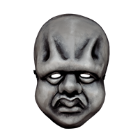 The Twilight Zone - The Masks: Wilfred Harper Jr. Vacuform Mask